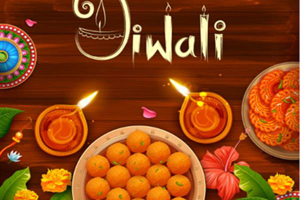 Happy & Prosperous Diwali