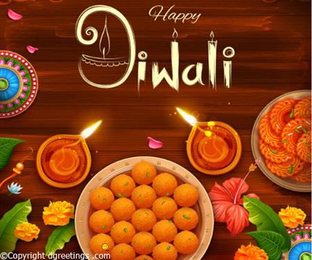 Happy & Prosperous Diwali