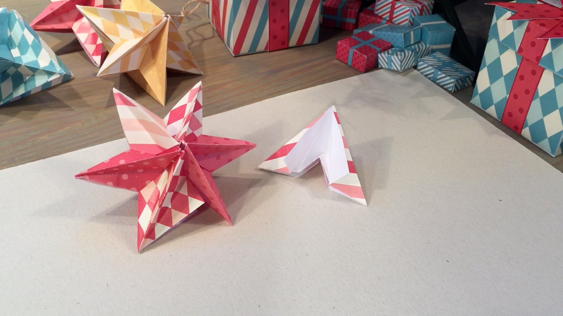 Origami Activity (Standard IV to V)