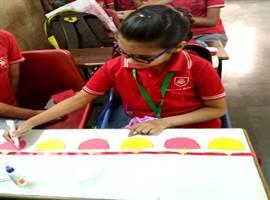 Std.IV : Bandarwal Making Activity