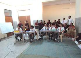 Inter House G.K. Quiz  Competition