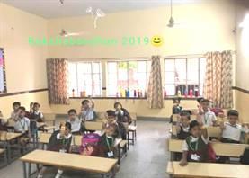 Pre-primary: Rakhi Activity