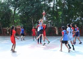 ASISC-NWR Inter-School Basketball Competition