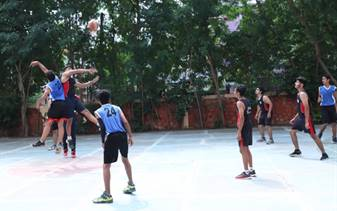 ASISC - NWR Inter-School Basketball Competition