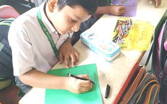Card Making Activity