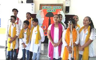 Kargil Day Celebration